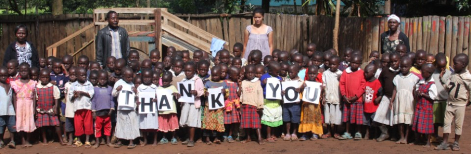 Giving: Thank-You Africa Children