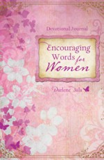 Encouraging Words for Women Devotional Journal (LIMITED STOCK)
