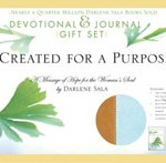 Created for a Purpose Devotional & Journal Gift Set (LIMITED STOCK!)