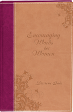 Encouraging Words for Women Faux Leather Edition (LIMITED STOCK!)