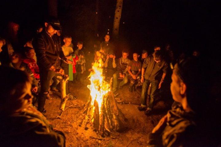 Children Experience Love in Secret Christian Camps in Russia