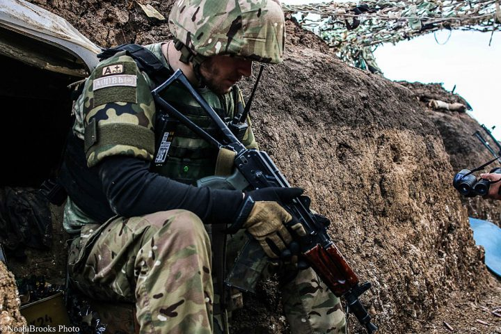 COVID and Conflict – The Ministry of Survival in Ukraine