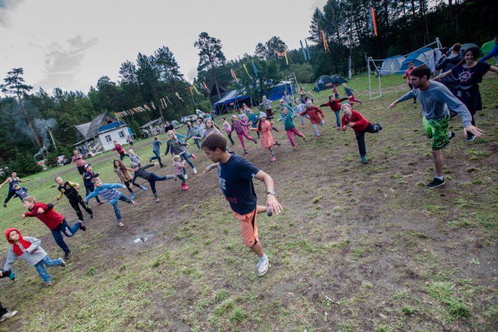 Secret Christian Camp in Russia
