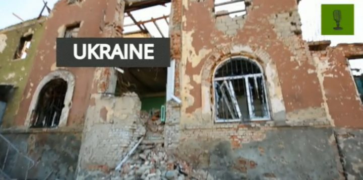 News From the War Zone of Ukraine