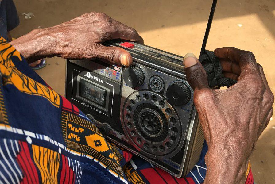 radio still reaches them