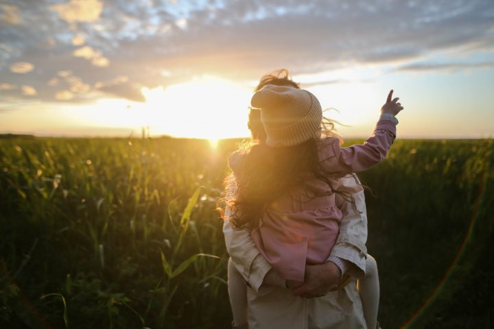 what does God say about parenting in a violent world