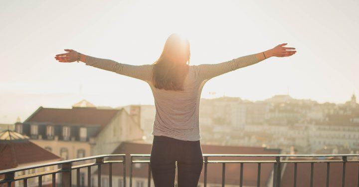 here's how to spiritually encourage yourself