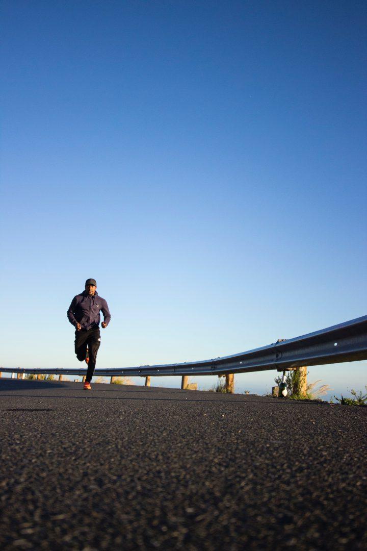 how do I run my race
